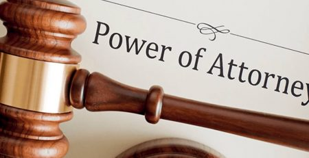 EPOA Enduring Power Of Attorney